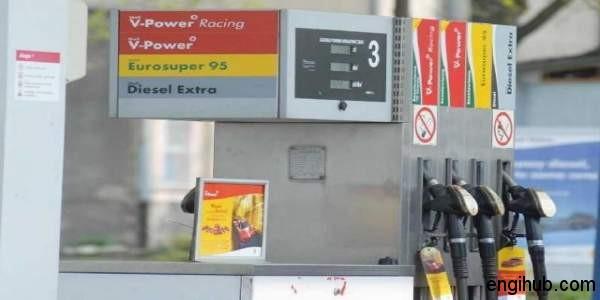 petrol engine fuel supply