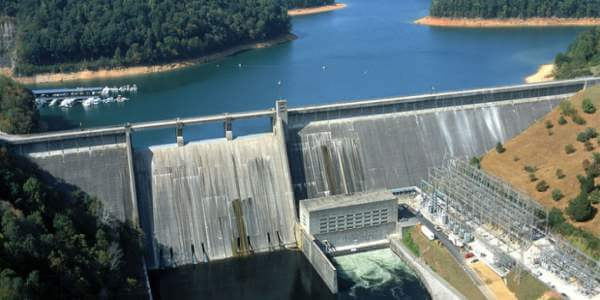 hydroelectric energy, hydro power