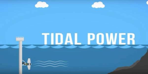 tidal power alternative energy source